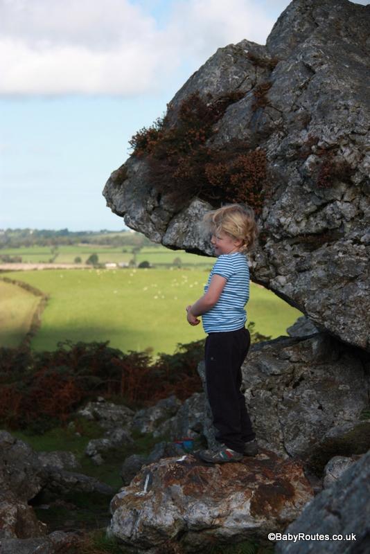 Treffgarne Rocks, Wolfscastle Hotel, Wolfs Castle, Pembrokeshire