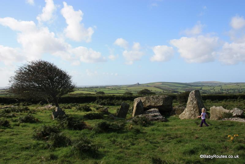Garn Turne, Wolfs Castle, Pembrokeshire