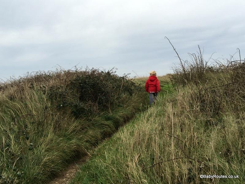 Exploring on foot with Walk Norfolk. Norfolk Winter Weekend
