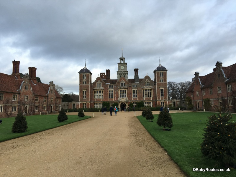 Blickliong Hall and Estate, Norfolk Winter Weekend