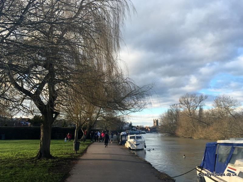 Henley-on-Thames riverside