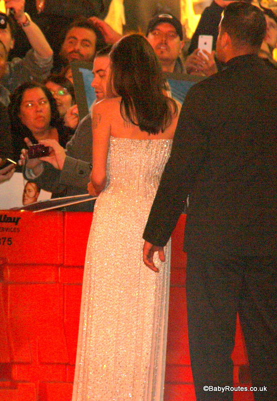 Angelina Jolie-Pitt, By the Sea premiere, Chinese Theatre, Hollywood, LA, California