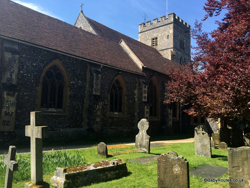 Church of St. Andrews, Sonning, Berkshire, UK