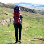 Deuter Kid Comfort II Child Carrier Review, Hadrian's Wall, Northumberland