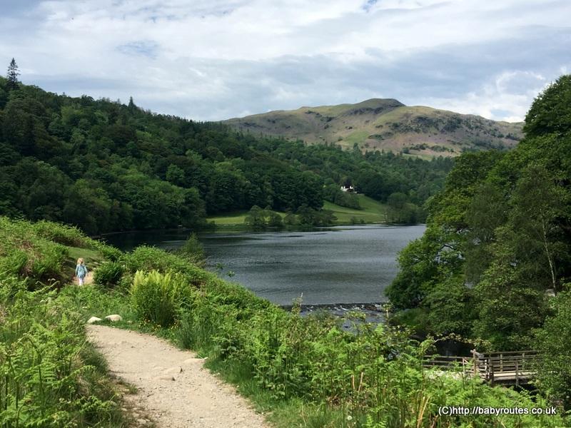 Grasmere, White Moss Family Friendly Lake District Walks