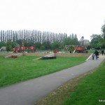 Park at Christchurch Meadows