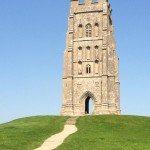 Glastonbury Tor in sunshine