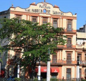 Partagas cigar factory, Havana, Cuba