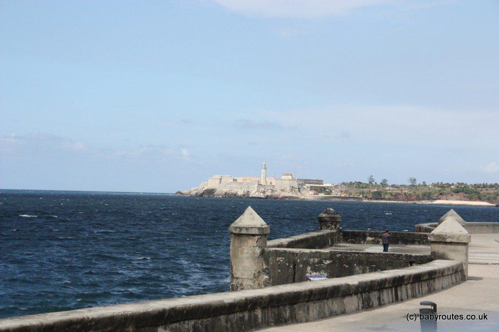 El Malecon, Havana seafront