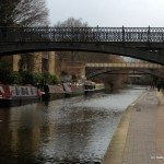 Photo of Regents Canal taken from near Regents Park, London (Regents Canal Walk, Babyroutes.co.uk)