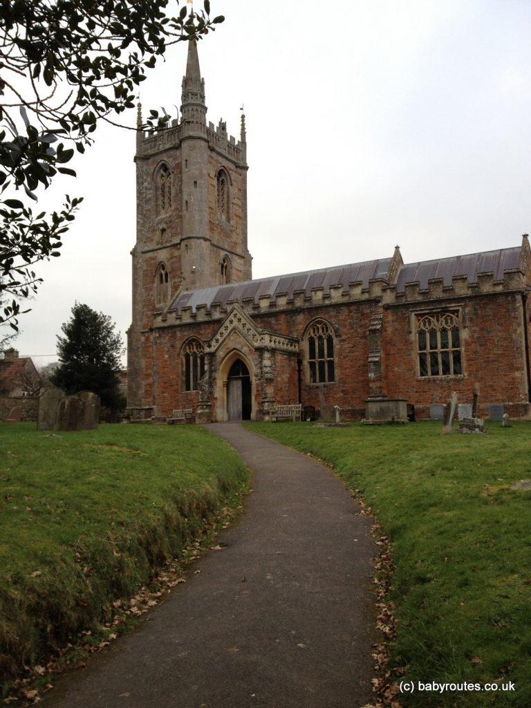 St. Andrews Church, Chew Stoke (Chew Stoke Waterfall Walk)