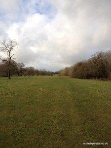 Bath Skyline Walk, Modern Pentathlon grounds