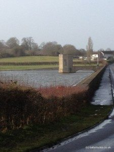 Photo of The dam at Chew Valley Lake