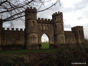 Sham Castle, Bath SKyline Walk, Bath