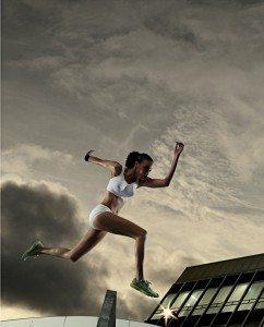 Freya Active Sports Bra action photo