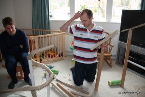 Making a marble run out of cardboard