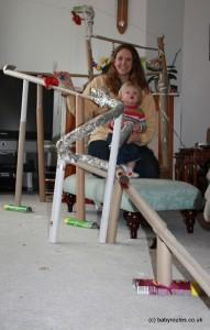 How to make a marble-run - a really big one!