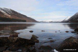 Loch Muick, Cairngorms