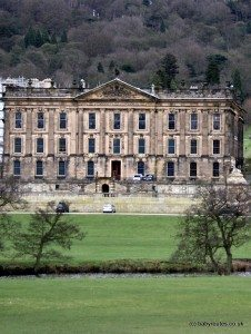 Chatsworth, Bakewell. Peak District