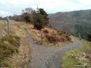 Castle Drogo to Fingle Bridge Walk, Dartmoor