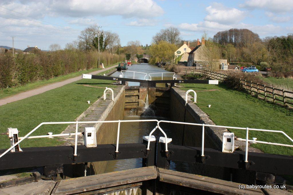 Canal Walk, Wiltshire