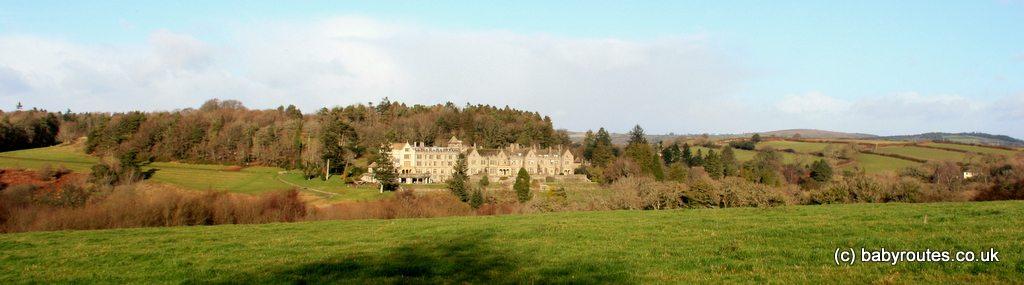 Bovey Castle, Dartmoor, Devon