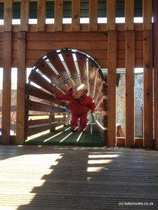 Adventure Playground, Blenheim Palace