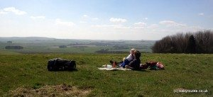 Ridgeway Overton Hill walk