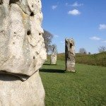 Standing Stone, Stone Circle of Avebury, Wiltshire