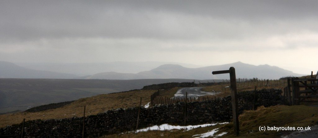 A moody Yorkshire Dales