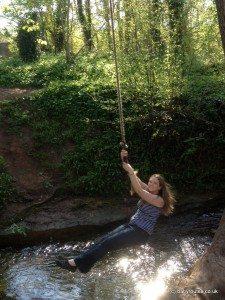 Rope Swing, Chew Stoke