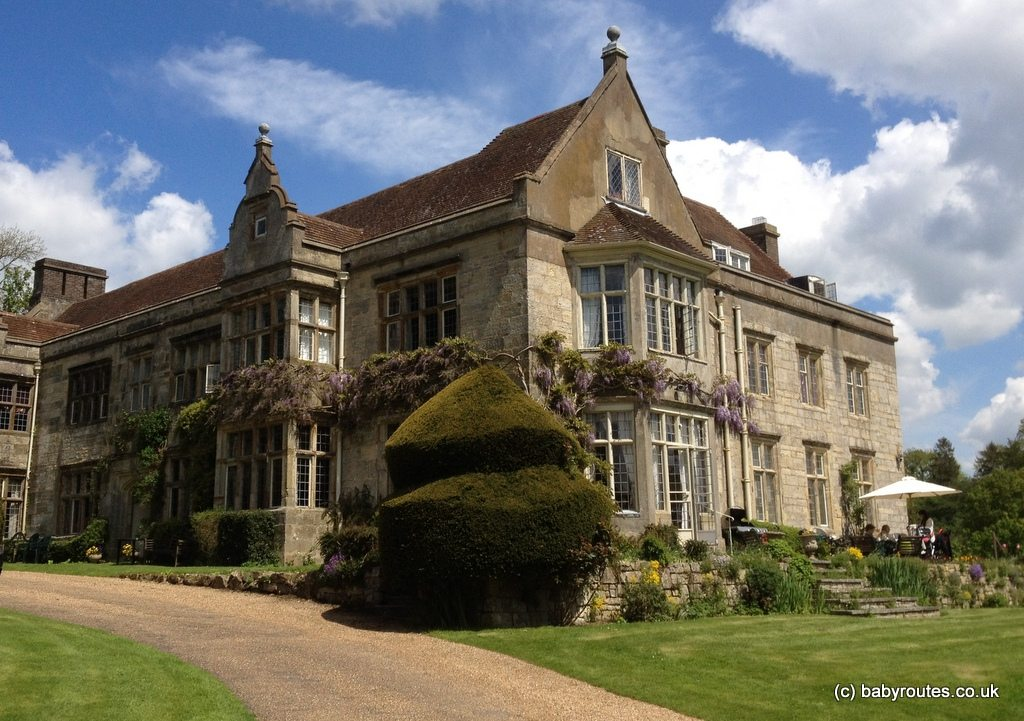 Haremere Hall, Sussex