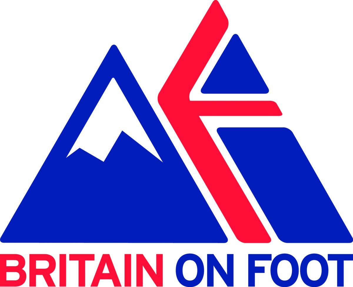 Britain on Foot Logo