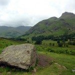 Langdale valley view, Lake District