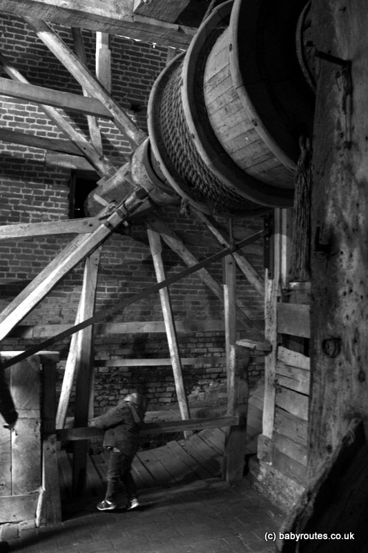 Donkey Wheel, Greys Court