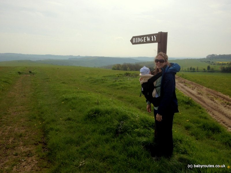 Barbury Castle to Ogbourne St. George Ridgeway Walk