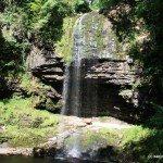 Henrhyd Falls aka Bat Cave, Wales