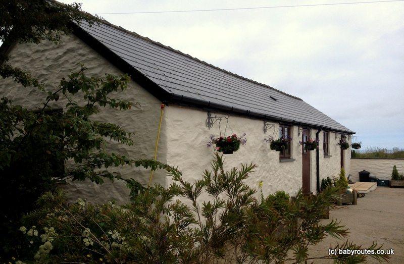 The Barn Pembrokeshire