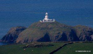 Strumble Head Lighthouse, Garn Fawr, Strumble Head