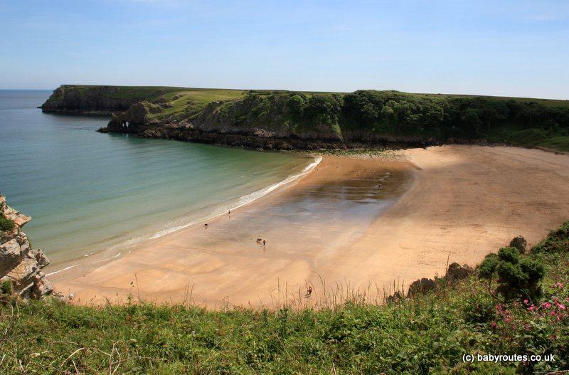 Barafundle Beach, Pembrokeshire