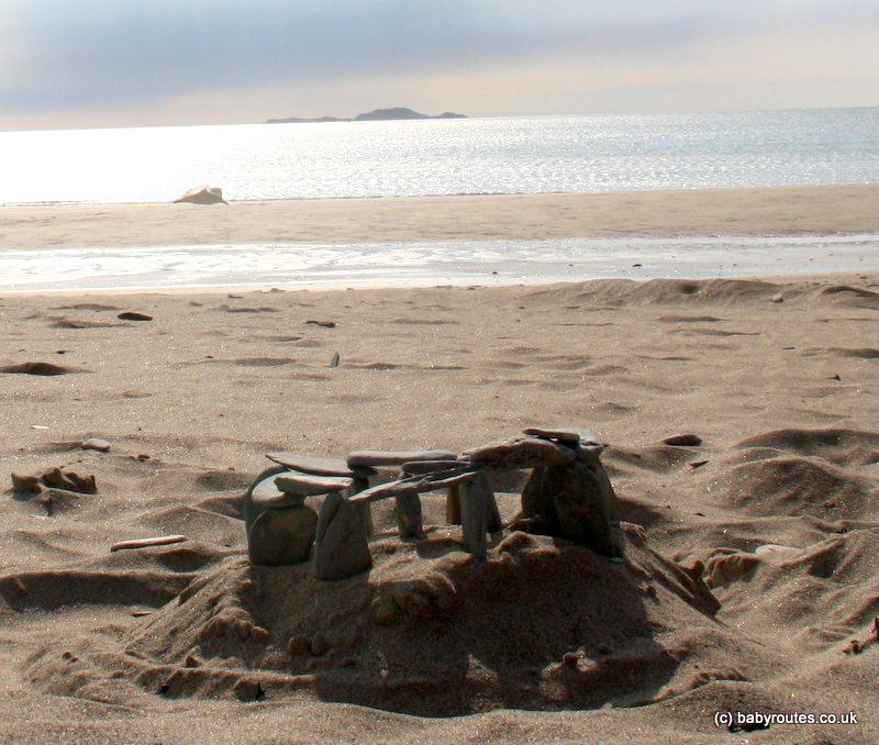 White Sands, Pembrokeshire