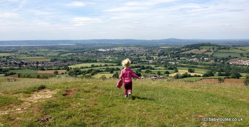Selsley Common, Gloucestershire, Cotswolds