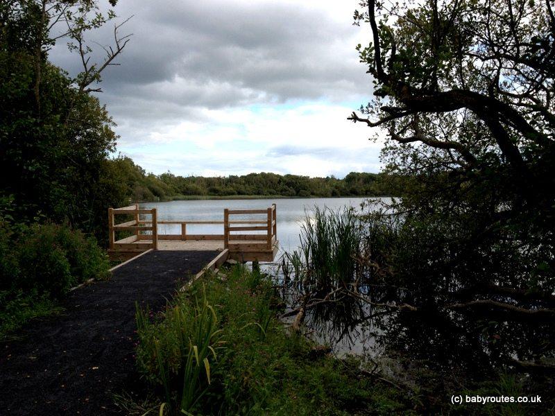 Granston Lough, Grantstown Wood Nature Reserve, Ireland
