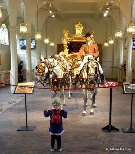 Royal Mews, London, Baby Routes