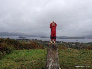 The Dumpling, Loch Lomond