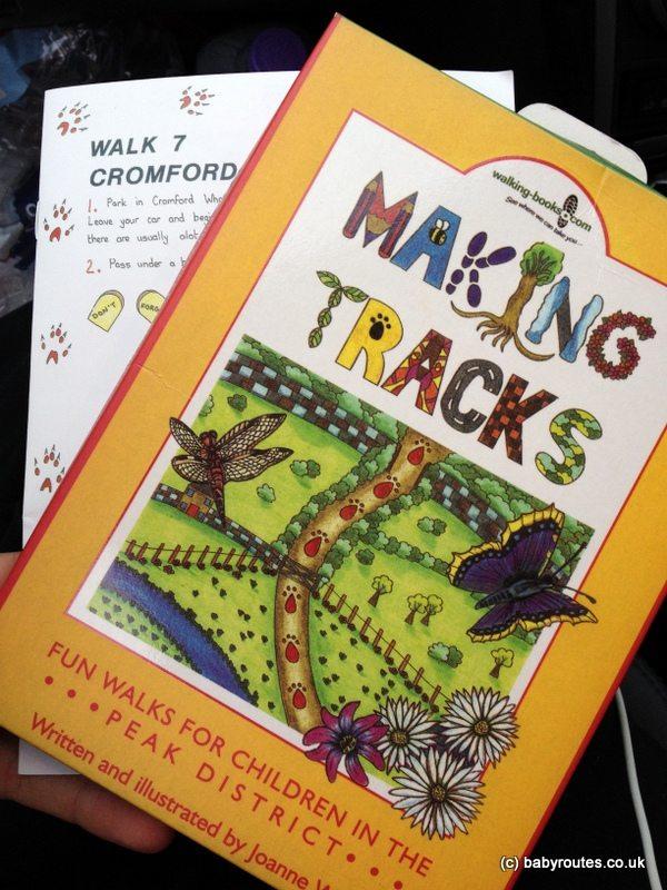 Making Tracks series