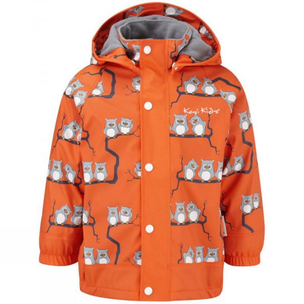 KoziKids Owl Jacket