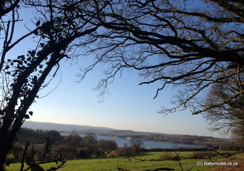 Chew Valley Lake to Knowle Hill Walk