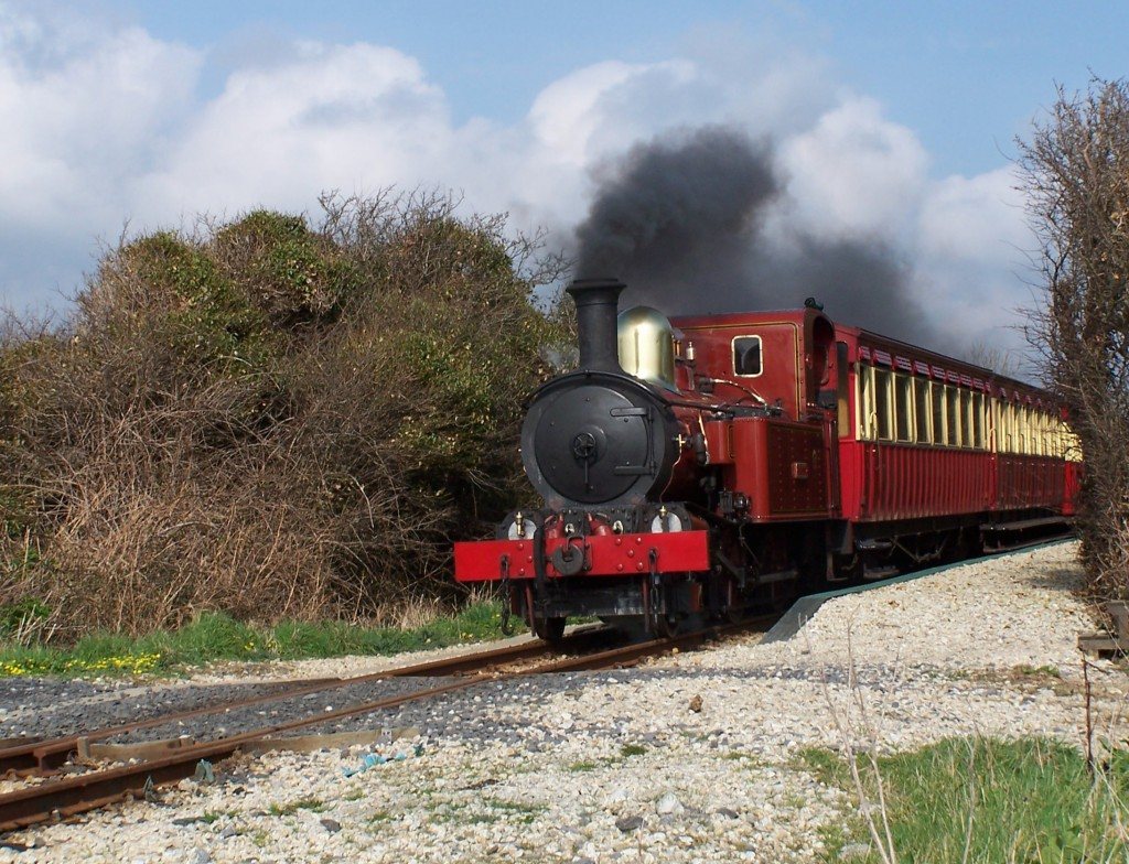 Steam Railway, Isle of man