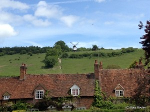 Turville - Fingest Screen Walk, Baby Routes